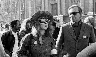 John Paul Getty Jr y su esposa Talitha Pol