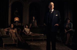 "Fotograma de ""Trust"", la serie emitida por HBO España."