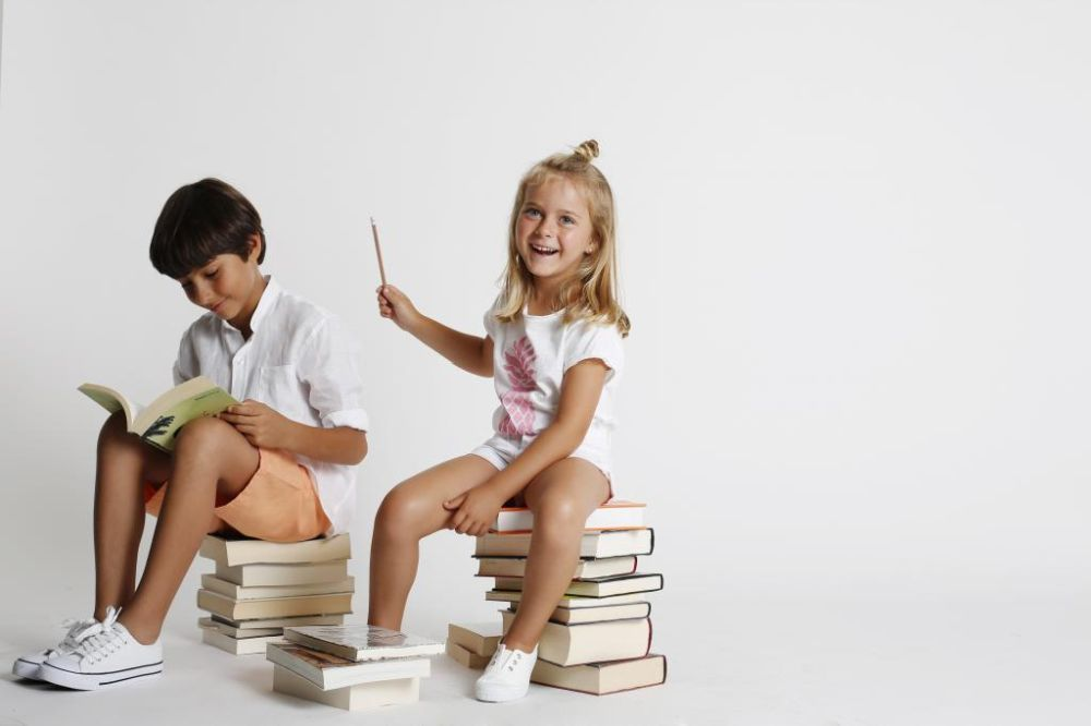 ¡Haz que tus hijos disfruten leyendo!