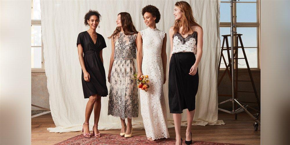 49e2736dd H M lanza una colección de novias e invitadas low cost