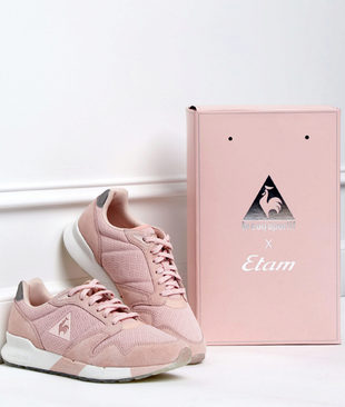Etam x Le Coq Sportif, 2018.