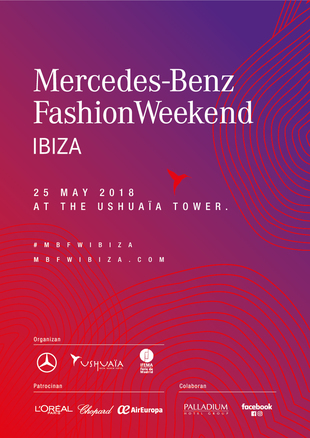 Mercedes-Benz Fashion Weekend Ibiza.