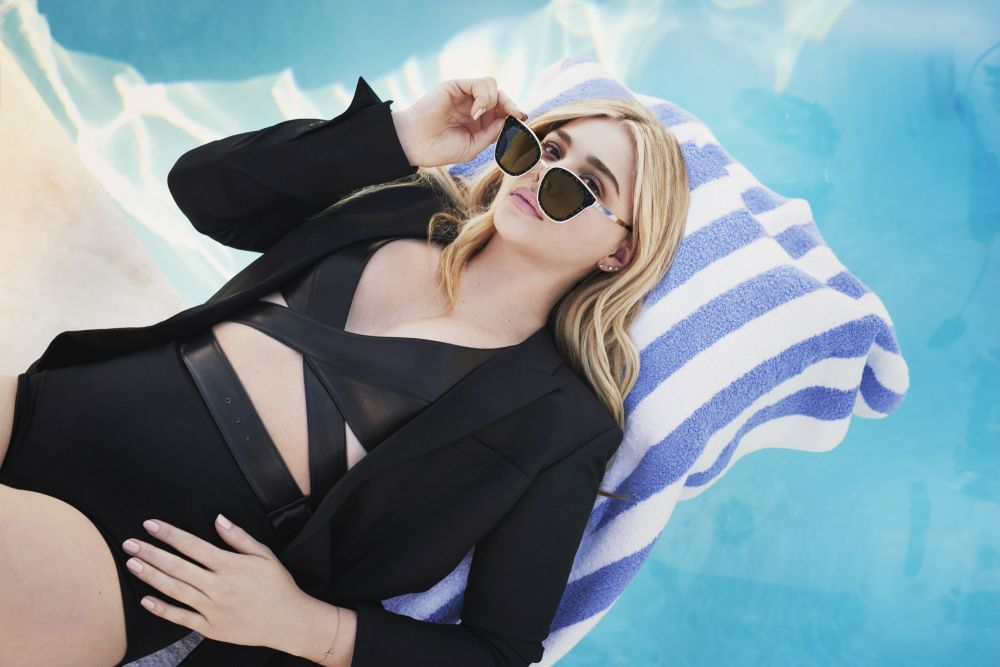 Chloë Grace Moretz protagoniza la campaña Primavera-Verano 2018 de...