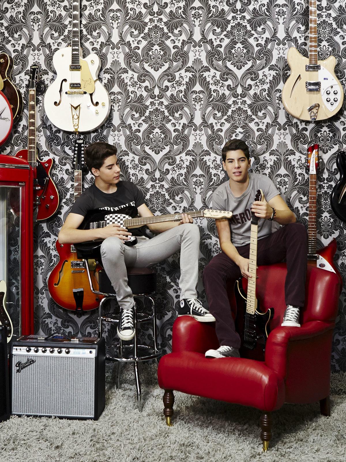 Daniel y Jesús Oviedo, Los Gemeliers.