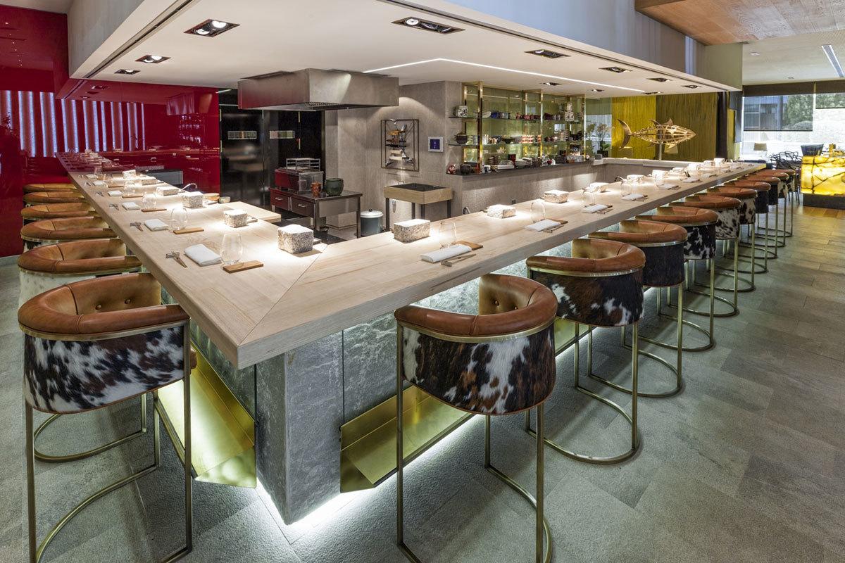 Grupo Bambú acaba de inaugurar este restaurante boutique con una...