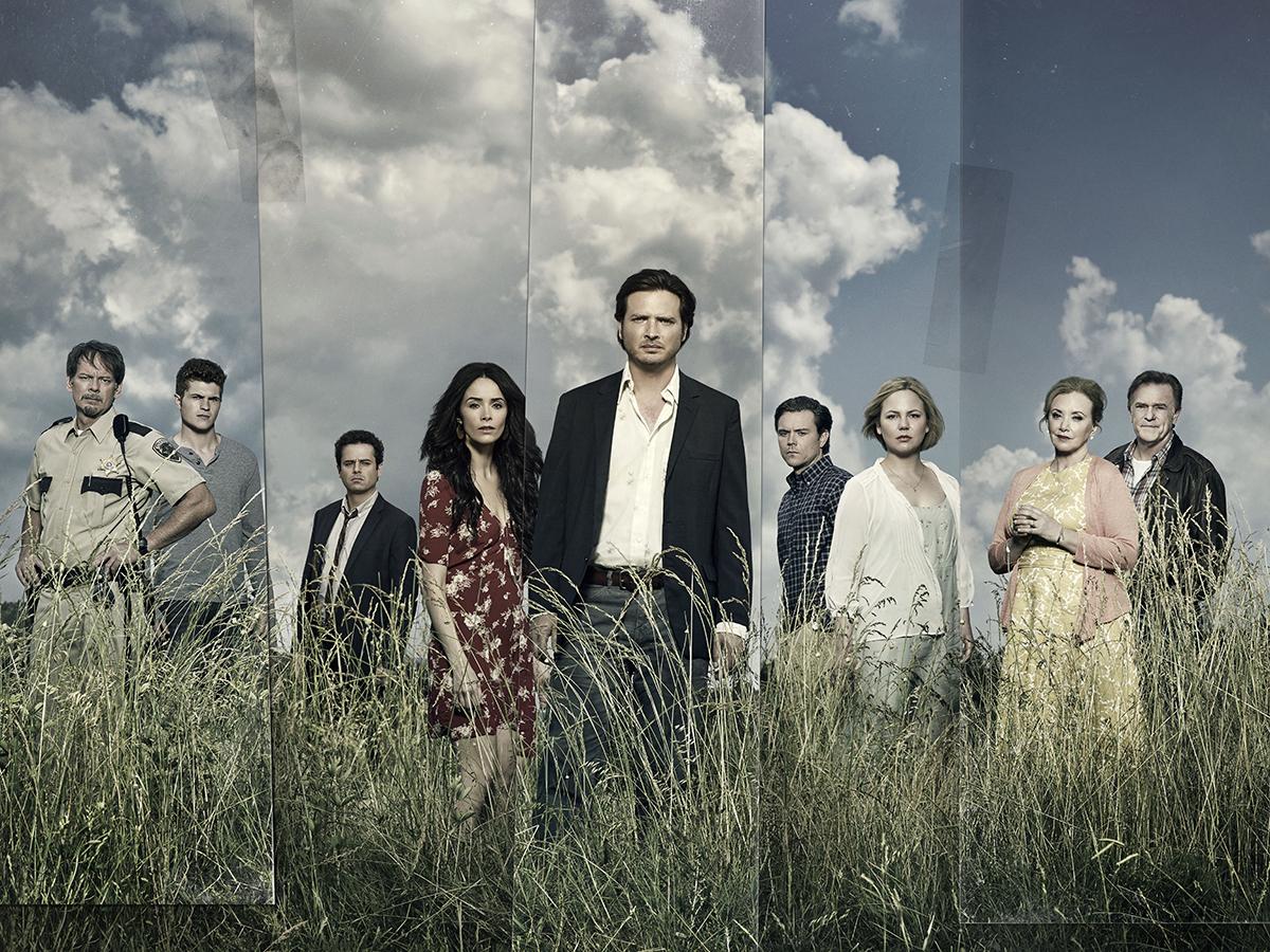"""Las cuatro temporadas de """"Rectify"""" pueden verse en Sundance TV..."""