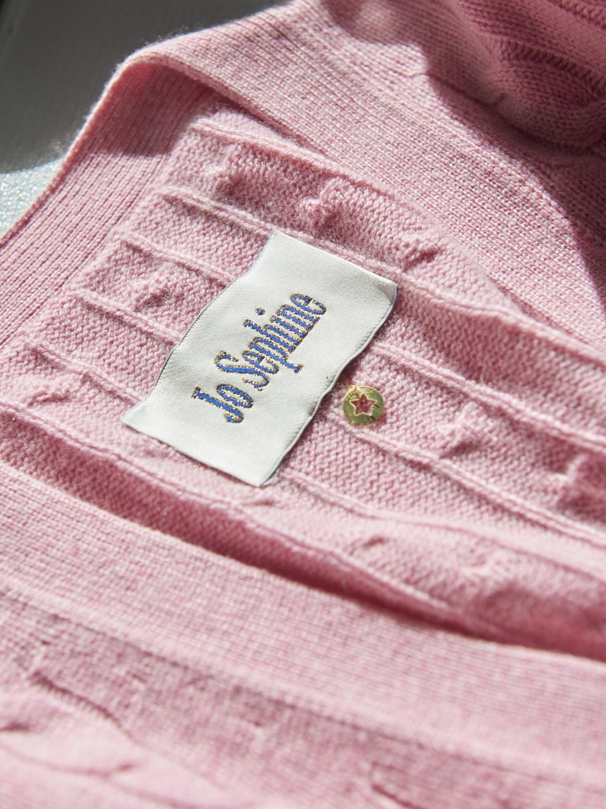 Detalle de una prenda Jo Sephine.