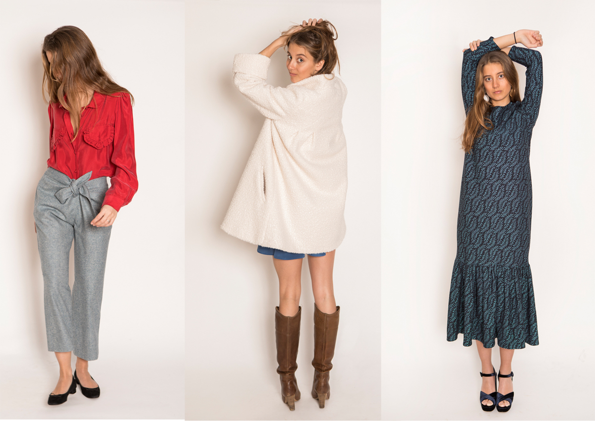 Looks de Jo Sephire (precios desde 170 , las camisas, a 300  los...