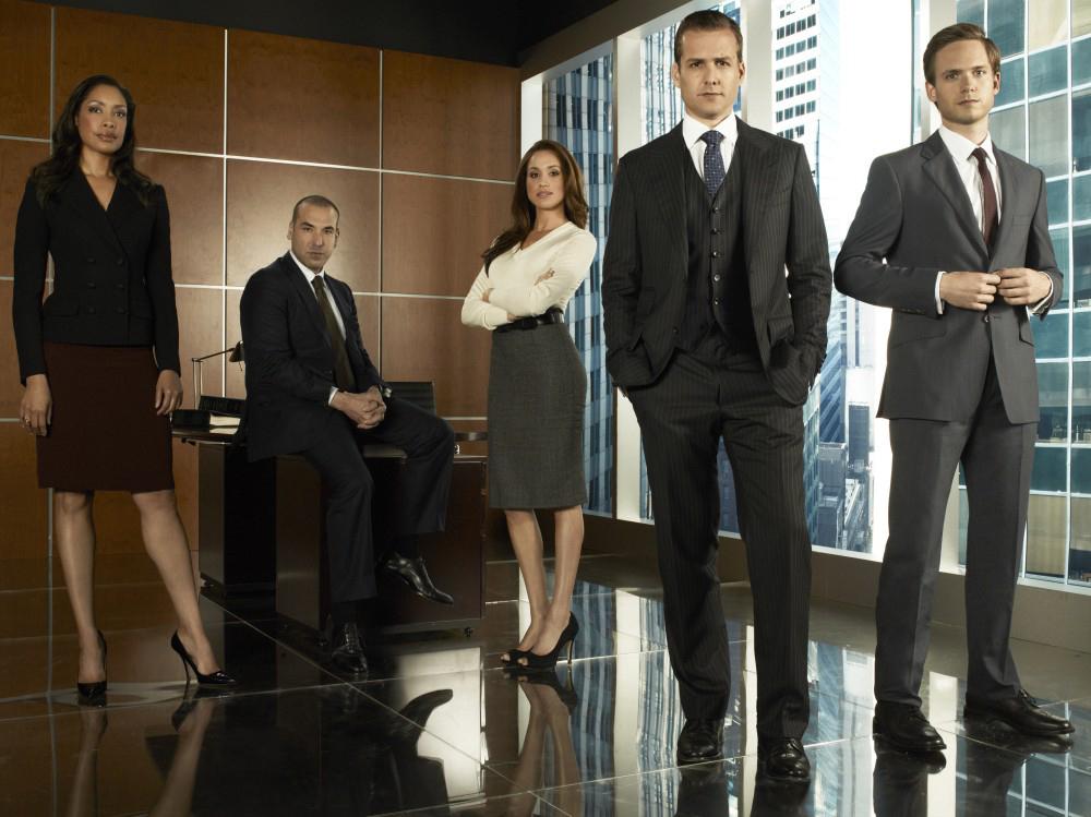 "La séptima temporada de ""Suits"" se emite ya en Netflix."