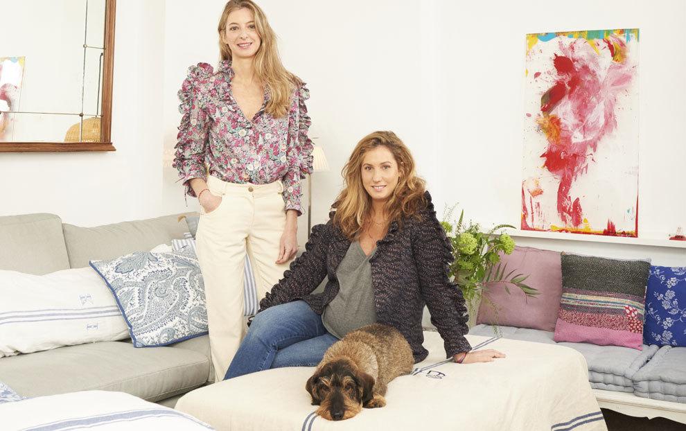 María Asín y Mila García, fundadoras de Jo Sephine.