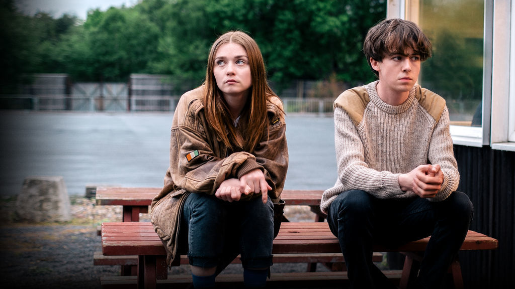 Puedes ver la primera temporada de The End of the F***ing World en...