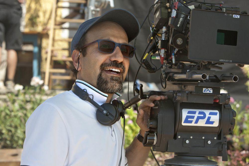 El director Asghar Farhadi.