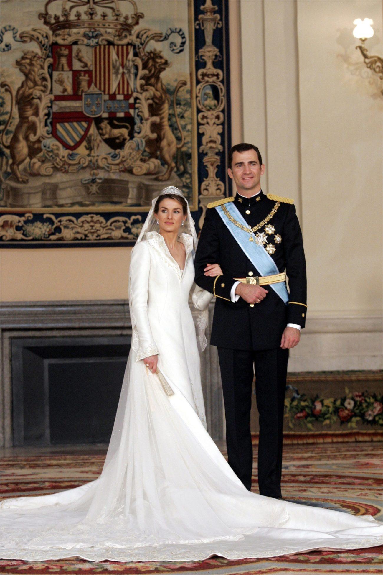 vestido de novia leticia