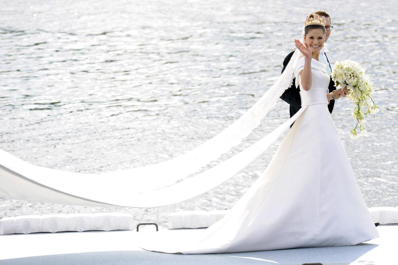 En 2010 la princesa Victoria y el príncipe Daniel de Suecia se dieron...