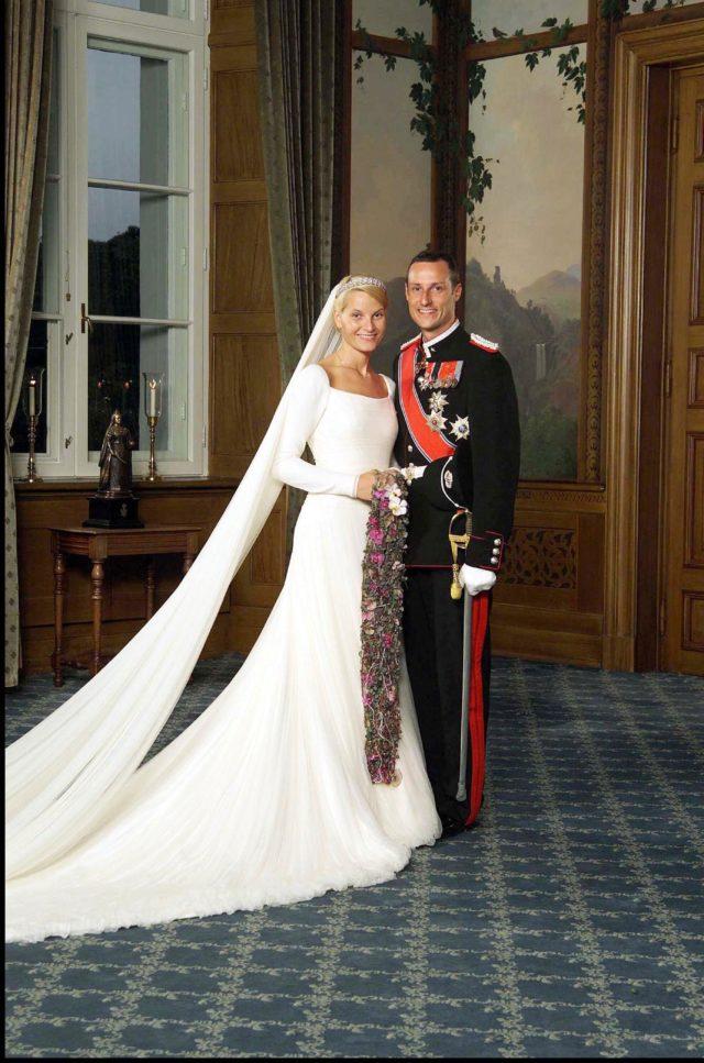 mette-marit de noruega | los vestidos de novia más