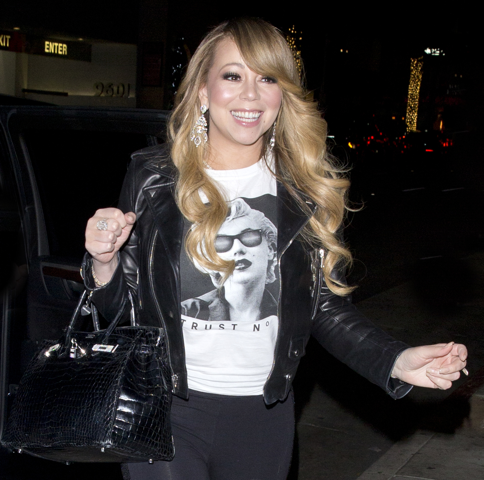 Mariah Carey, 2018.