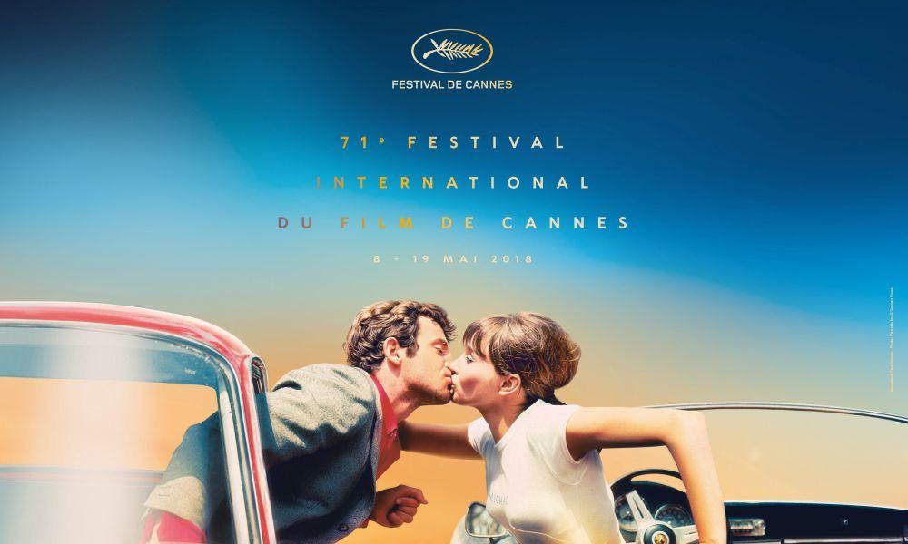 Cartel del Festival de Cannes 2018