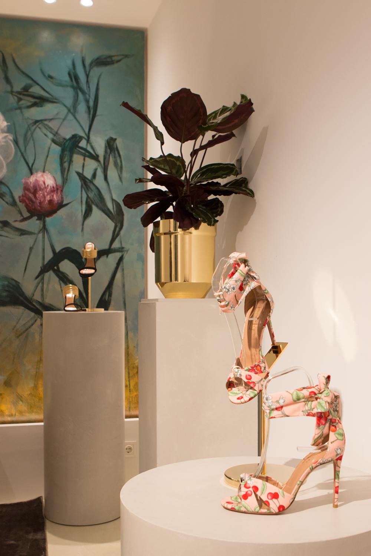 Un rincón de la tienda de If Shoes, en la calle Claudio Coello, 60 de...