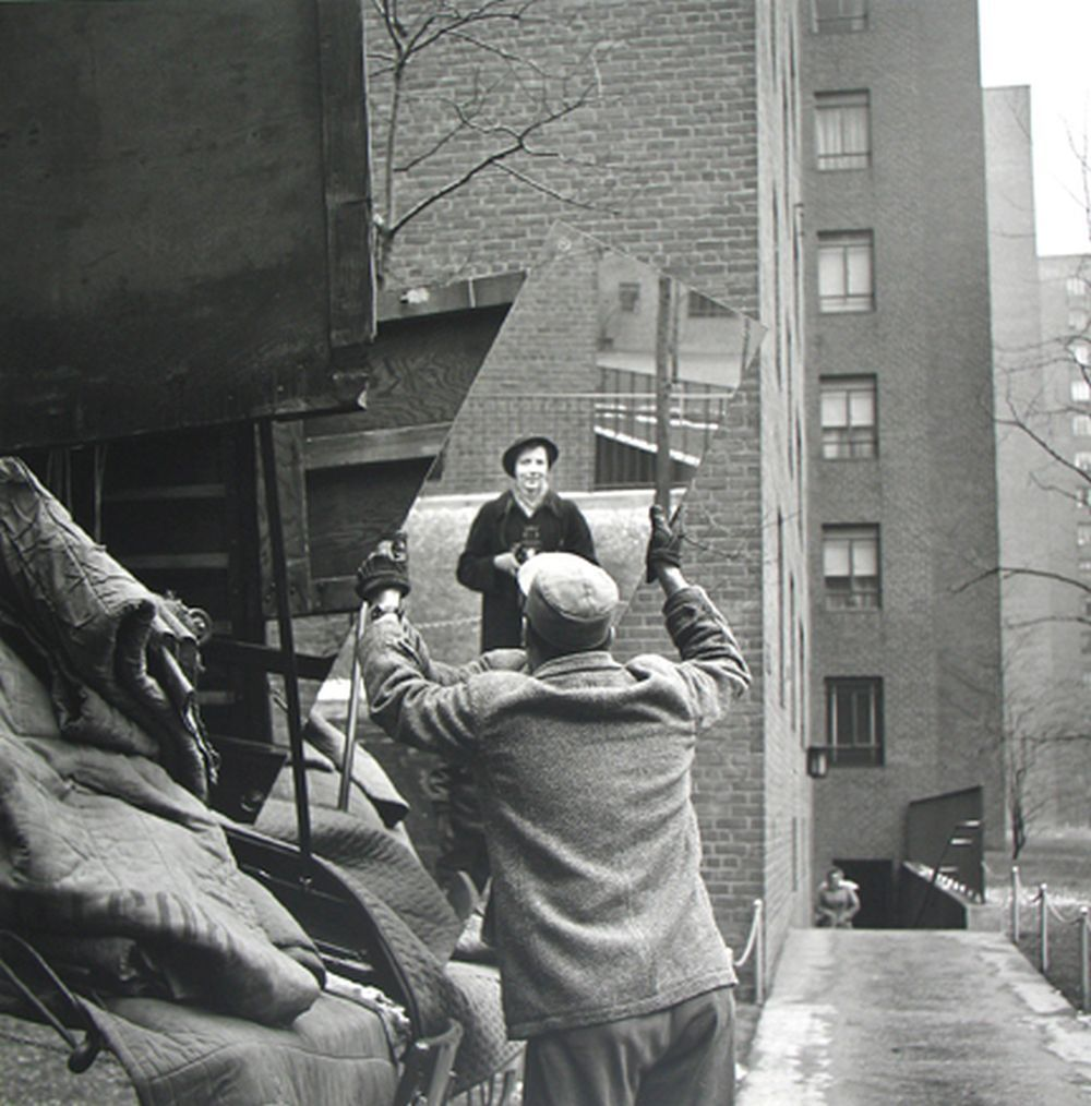 Autorretrato, 1955