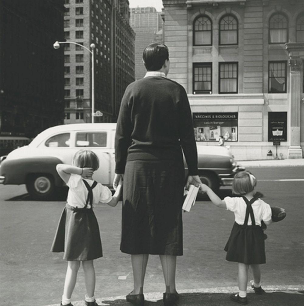 Sin título, Nueva York, 1954