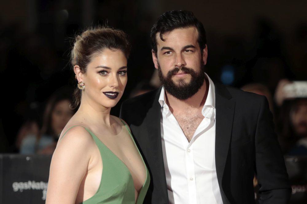 Blanca Suárez y Mario Casas en el Festival de Cine de Málaga