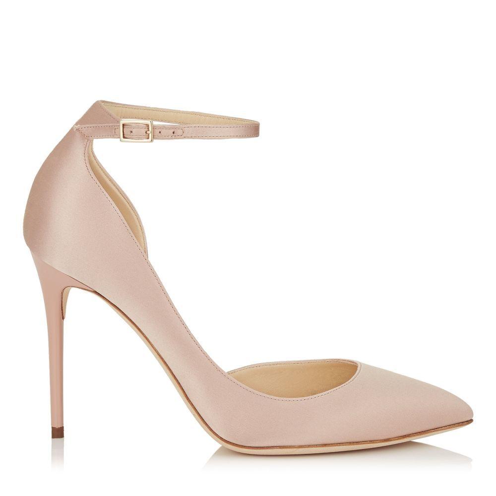 Zapatos modelo Lucy de Jimmy Choo.