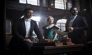 The Alienist se estrena en Netflix el próximo 19 de abril.