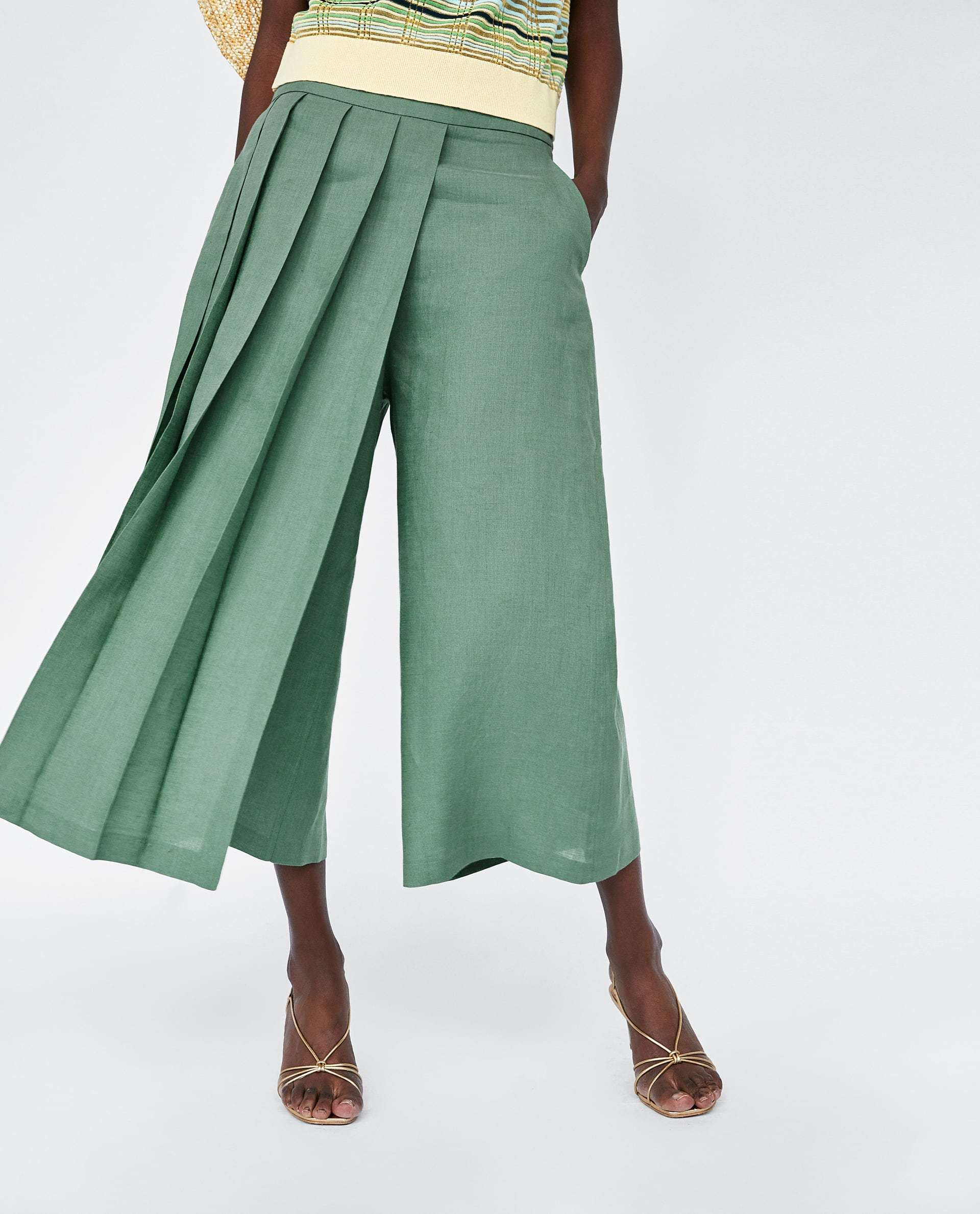nuevo producto eadc4 8f0cc La falda pantalón vuelve (y hemos encontrado el modelo ...