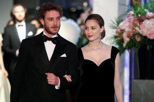 Pierre Casiraghi y Beatrice Borromeo en el Baile de la Rosa