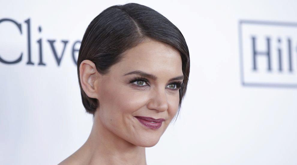 Katie Holmes: pixie para cara ovalada