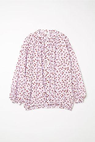 Blusa estampada de H&M (29,99 euros)