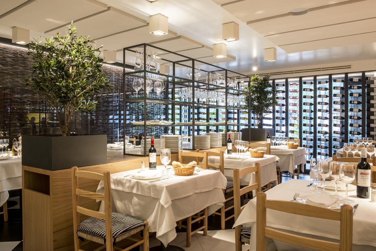 Tabernas Bienmesabe acaba de inaugurar su sexto local en Madrid. De su...