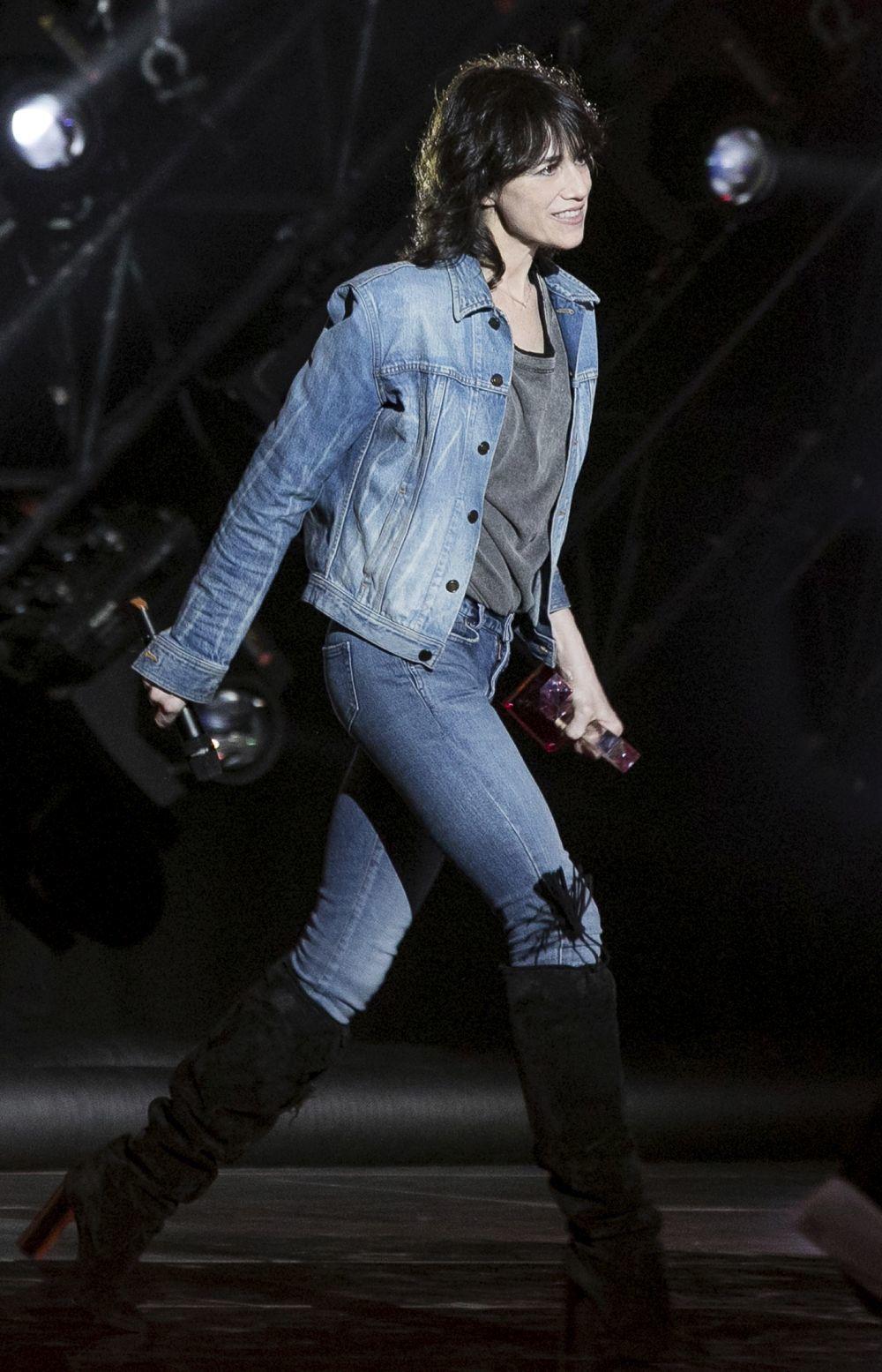 Charlotte Gainsbourg en concierto