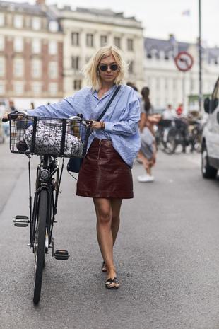 Street Style Copenhague.