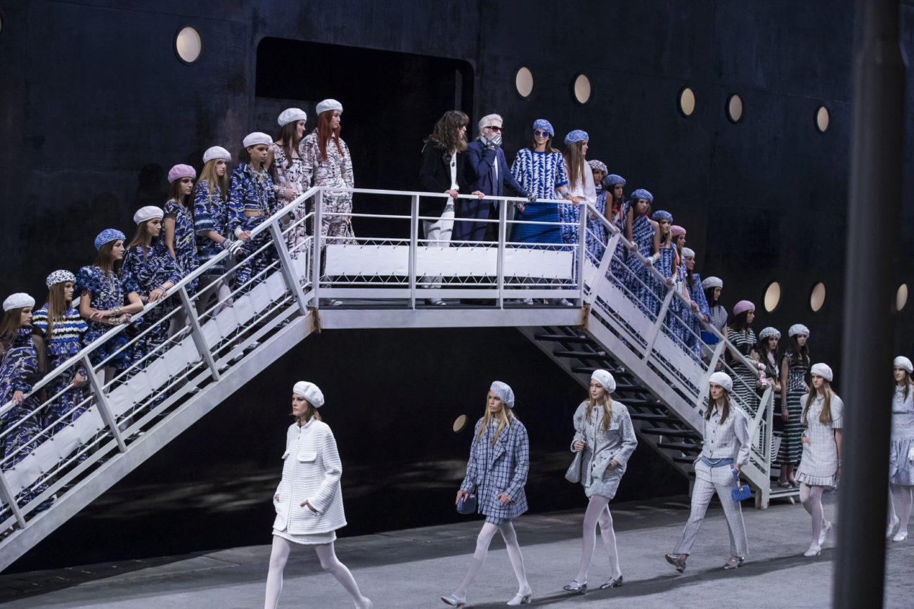 Chanel colección Crucero 2018