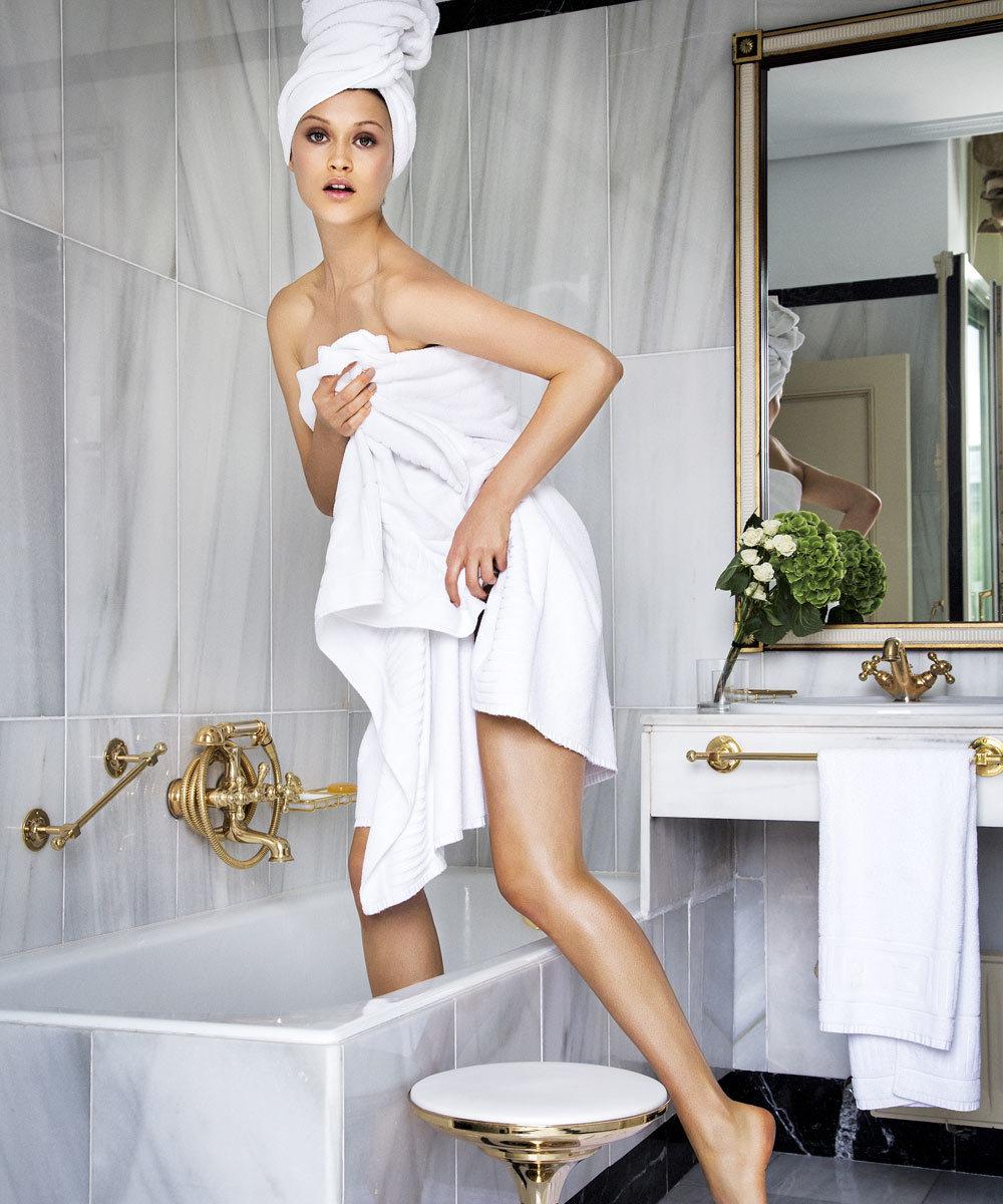 Algunas cremas de ducha hidratan tanto que son perfectas para...