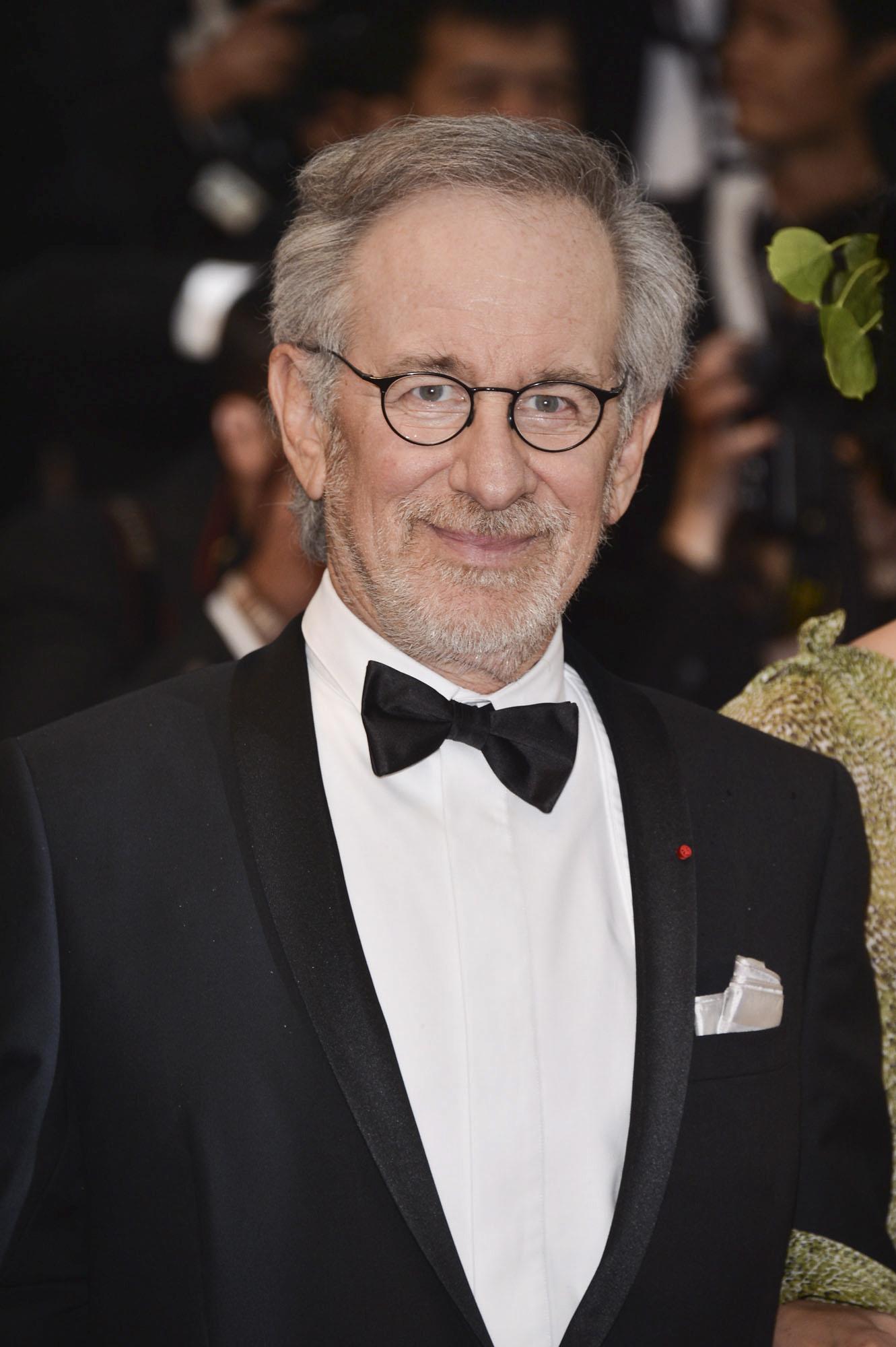 Steven Spielberg en el Festival de Cannes