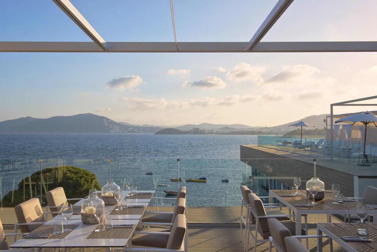 En el hotel ME Ibiza, este restaurante que abrirá solo en horario de...