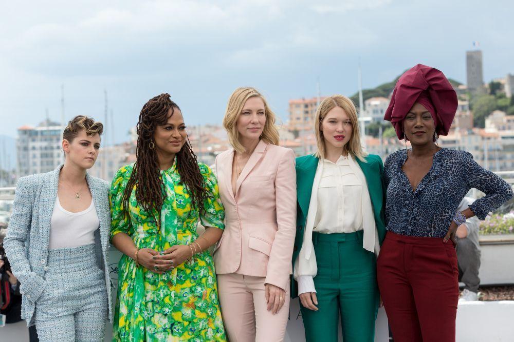 Las integrantes femeninas del jurado de Cannes 2018: Kristen Stewart,...