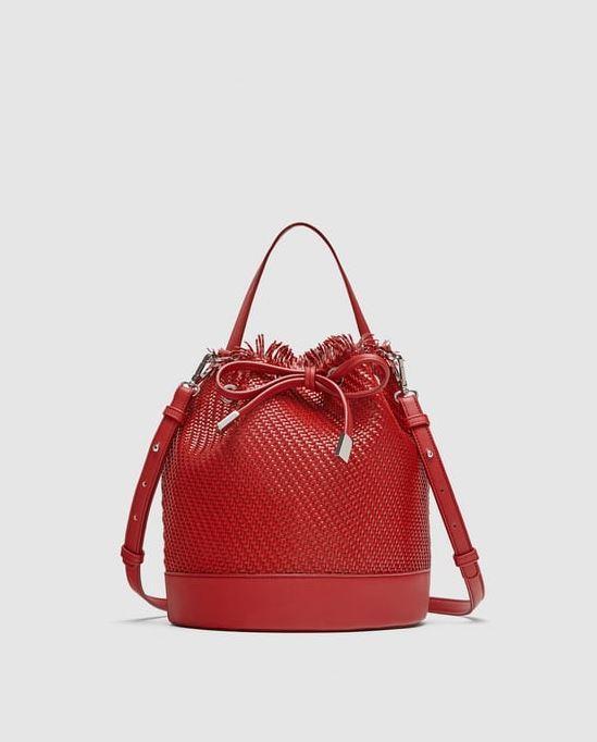 Bombonera de Zara por 35,95 euros.