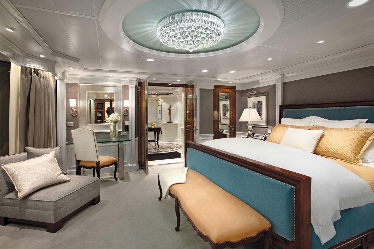 Suite de Oceania Cruises.