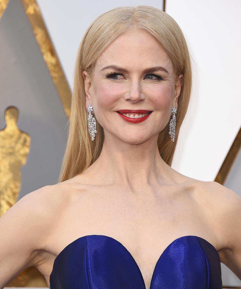 Nicole Kidman se ha arrepentido del exceso de retoques estéticos y de...