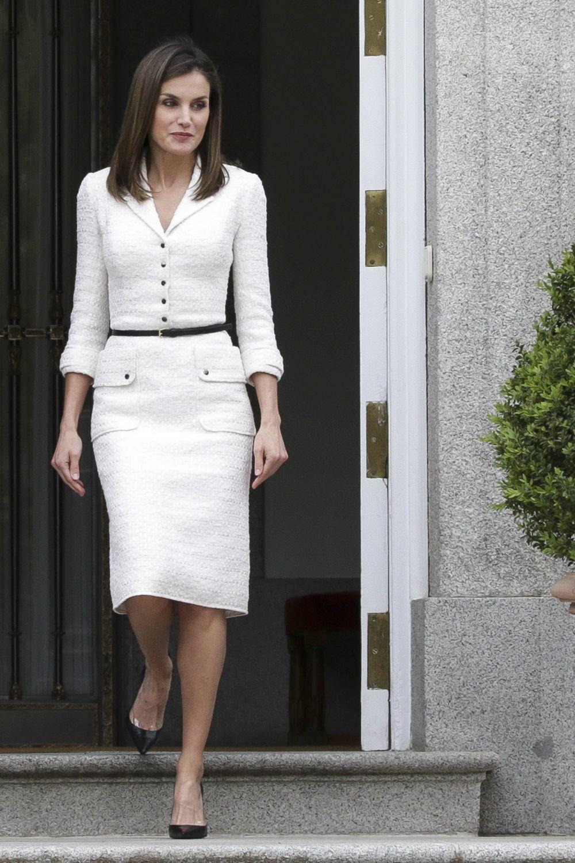 La Reina Letizia hoy.
