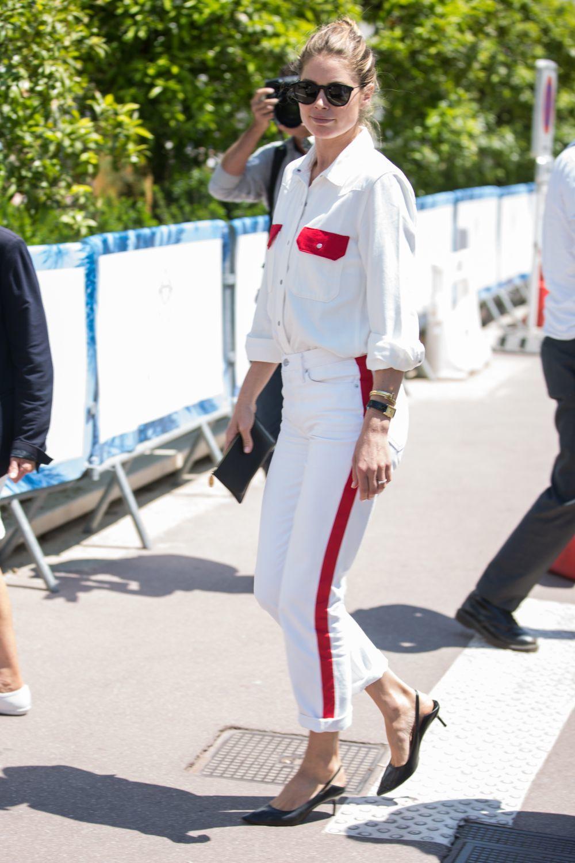Doutzen Kroes en Cannes.