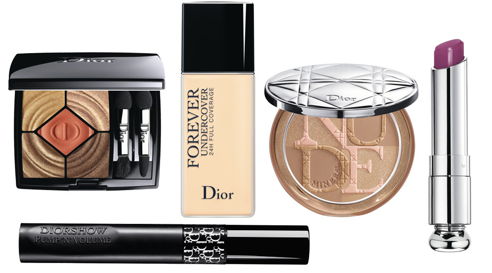 Base Diorskin Forever Undercover (46 euros), Polvos Mineral Nude...