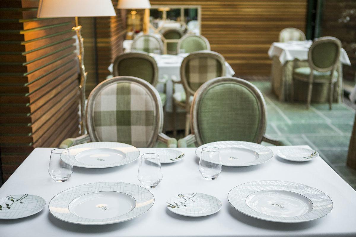 Restaurante SOLC en Majestic Hotel & Spa.