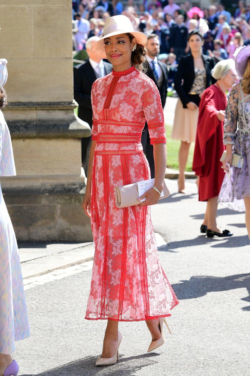 Gina Torres | Boda Meghan Markle y Príncipe Harry: los mejores...