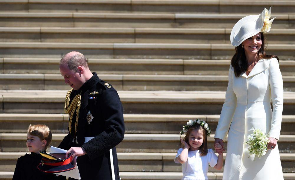 Después de tener a sus tres hijos, la Duquesa de Cambridge presume de...