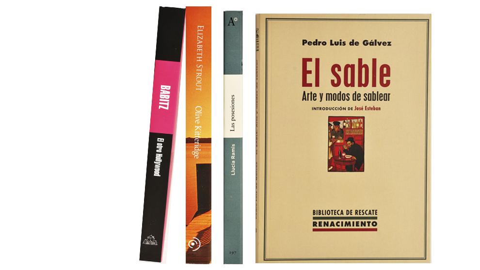 Cuatro libros para disfrutar
