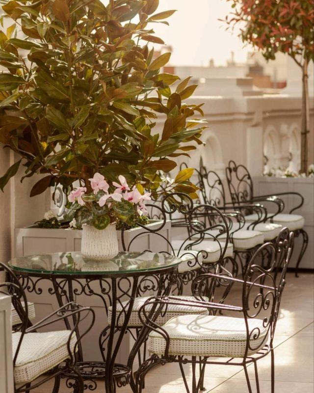 Heritage Madrid Hotel Las Terrazas De Verano Con Mejores